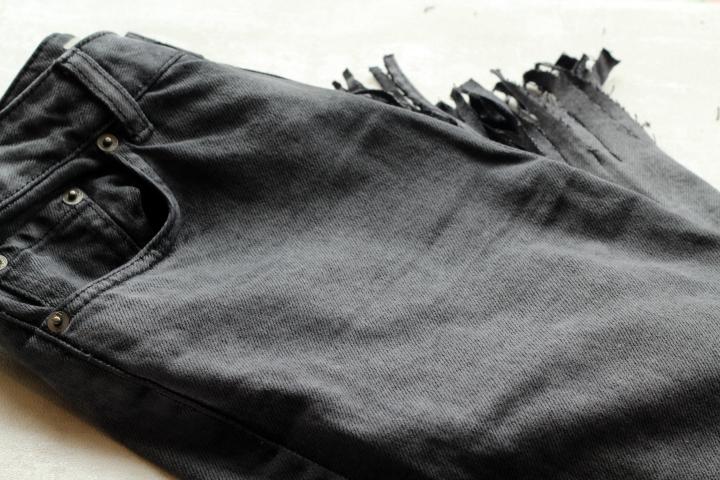 frayed hem jeans4